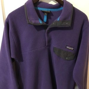 Pre Loved Patagonia Synchilla Snap Pullover